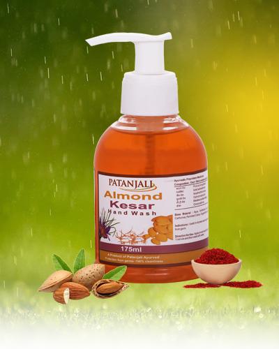 Almond Kesar Hand Wash