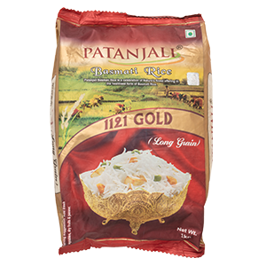 BASMATI RICE GOLD 300-300