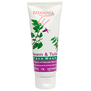 NEEM TULSI FACE WASH 300-300