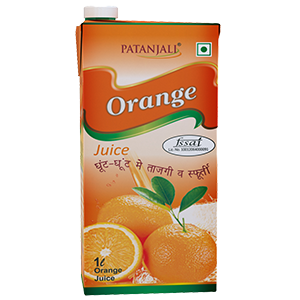 Orange juice 1ltr 300-300