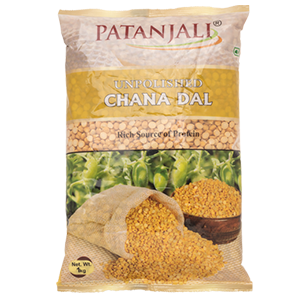 UNPOLISHED CHANA DAL- 1kg 300-300