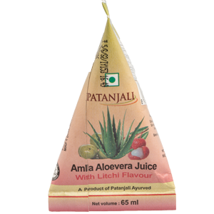 AMLA ALOEVERA JUICE WITH LICHI FLAVOUR 400-300